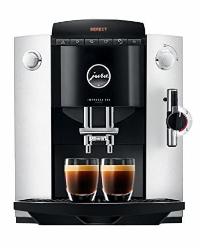 Jura Impressa F55 Test ⇒kaffeevollautomattestcom